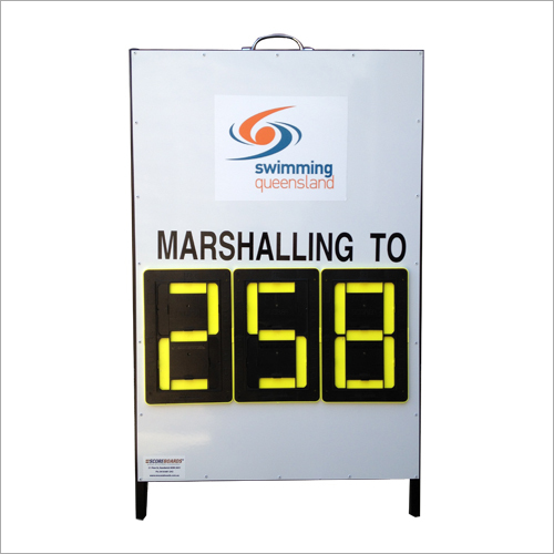 Marshalling Board For Swimming QLD