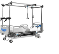 Hospital Electric Orthopedic Traction Bed ED-C