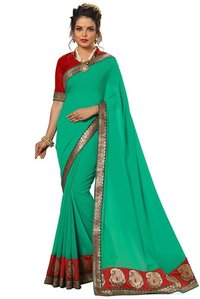 Satin Daily Wear Saree