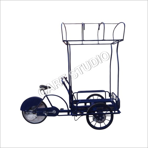 Ice Cream Tricycle Vending Cart