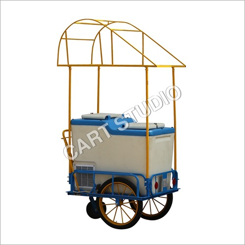 Ice Cream Push Cart/Trolley