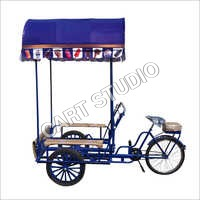 Deluxe Tricycle Cart