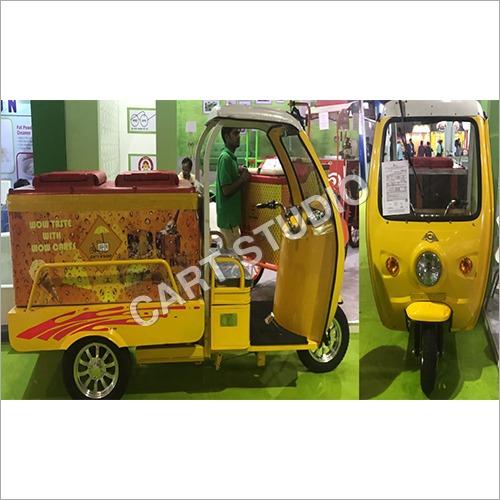 DLX Plus E Rickshaw