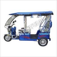 EM DLX Passenger E Rickshaw