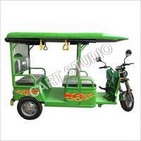EM Passenger E Rickshaw