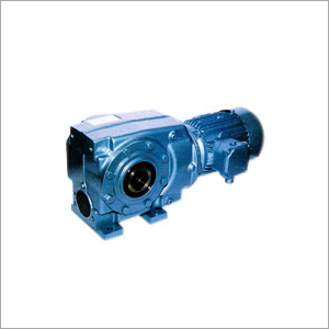 Helical Worm Gear Box