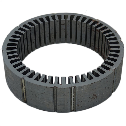 Automotive Alternator Welded Stack Stamping