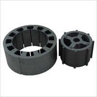 Electric Vehicle Auto Lock Stator And Riveted Rotor Stamping