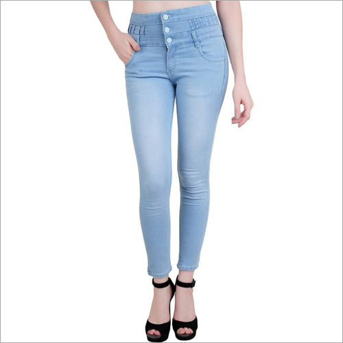 Ladies Plain Jean