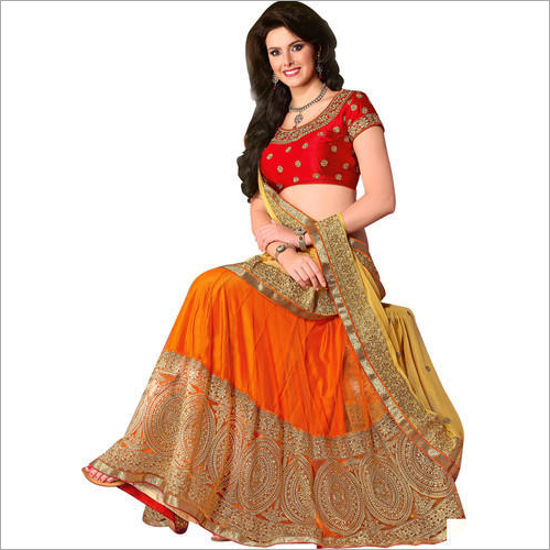 Ladies Heavy Lehenga