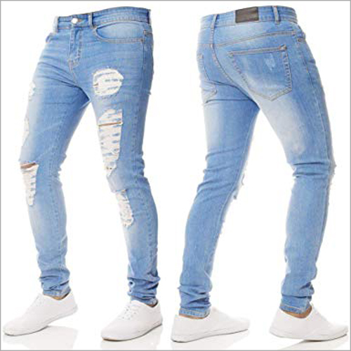 Mens Denim Jean