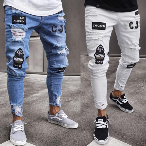 Mens Fashion Jean