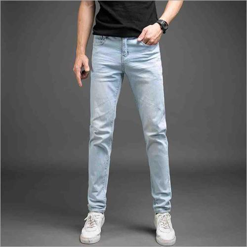 Mens Plain Jean