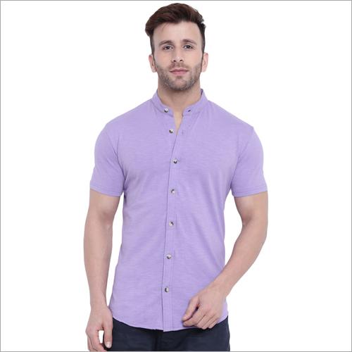 Mens Half Sleeve Shirt