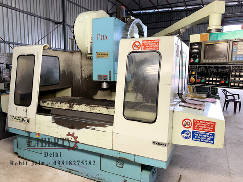 Vertical Machining Centre (VMC)