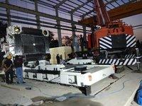 Equipment Erection Services
