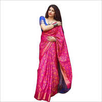 Ladies Designer Bandhani Saree