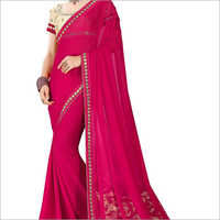 Casual Plain Saree