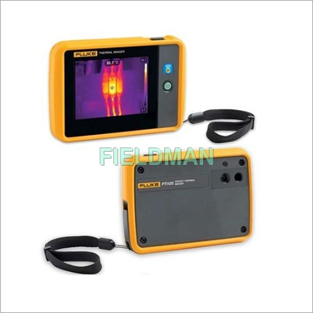 Compact Fluke PTi120 Pocket Thermal Camera