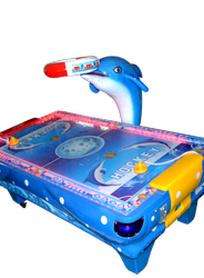 Air Hockey Dolphin