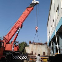 Heavy Load Crane Services