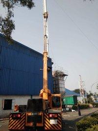 Industrial Machine Erection Services