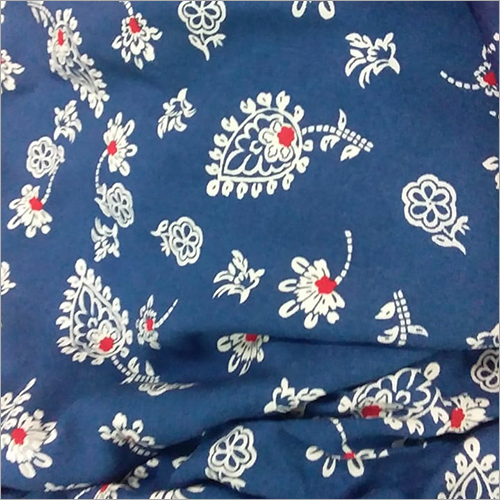 Multicolor Cotton Fancy Fabric