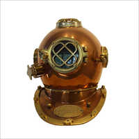 Antque Diving Helmet