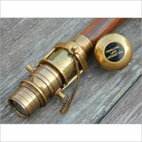 Brass Telescope Walking Atick