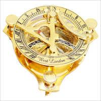 Nautical Brass Compass