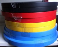 luminum color pvc edge banding formica edge styles for furniture, kitchen, cabinet, table, office furniture