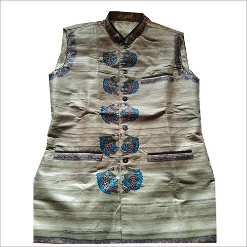 Handmade Cotton Printed Jacket