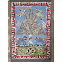 Handmade Design Paper Painting
