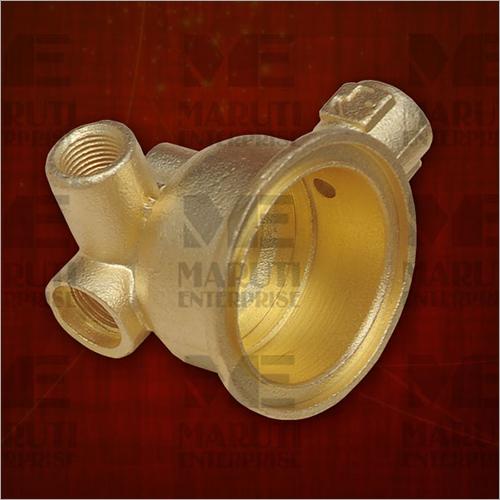 Brass Solenoid Bottom Fitting