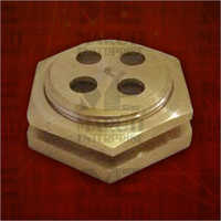 Brass Flanges Nut