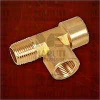 Brass Flare T Fitting