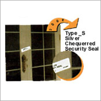 Tamper Evident Security Labels