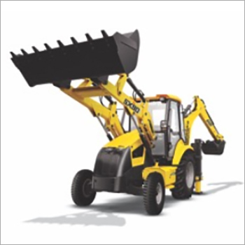 SX 90 2WD Mahindra EarthMaster Backhoe Loader