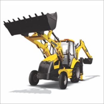 SX 90 4WD Mahindra EarthMaster Backhoe Loader