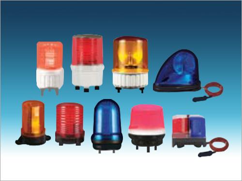 Qlight revolving Warning Lights