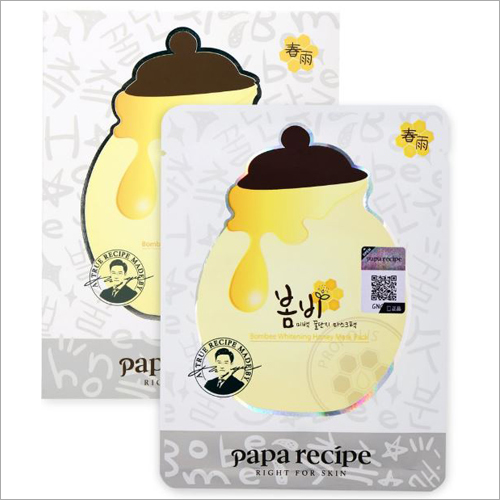 Papa Recipe Bombee Whitening Honey Mask