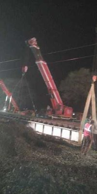 Railway Erection Work