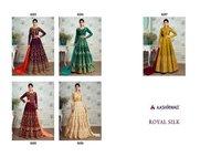Designer Floor Lenght Anarkali Suit