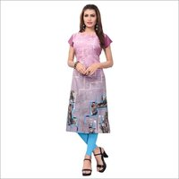 new women printed kurtis