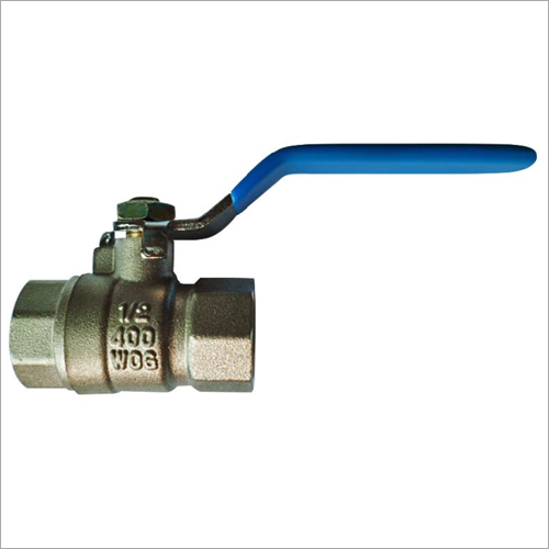 1/2 inch Brass Ball Valve