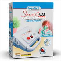 Piston Type Smart Nebulizer