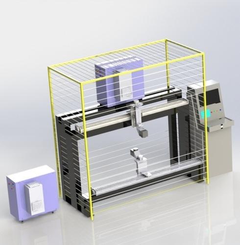 Customized laser marking system