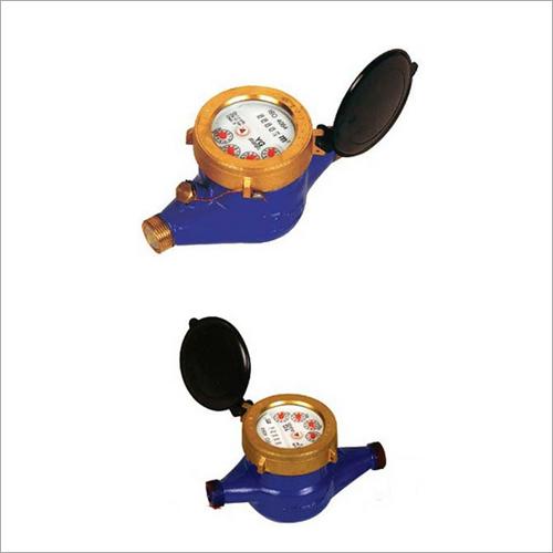 1/2 Inch Brass Water Meter