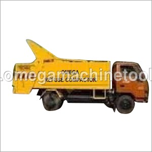 Refuse Garbage Compactor Truck