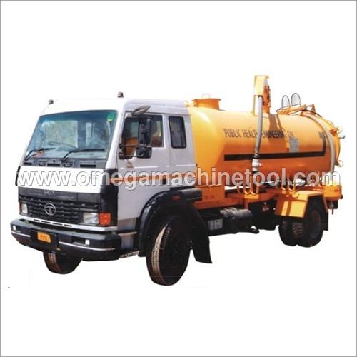 Sewer Suction Machine